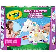 Crayola Egyszarvú - Kreatív szett