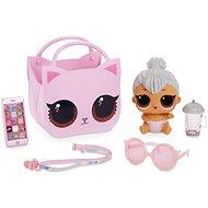 L.O.L. Surprise Ooh La La Baby Surprise - Lil Queen Kitty - Figurák