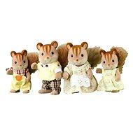 Sylvanian Families Erdei mókus család - Figurák