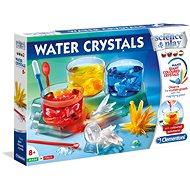 Clementoni vízkristályok - Kísérletező készlet
