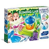 Clementoni Nagy slime laboratórium - Kreatív szett