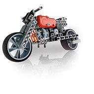 Clementoni Mechanikai laboratórium - motorkerékpárok - Csináld magad készlet gyerekeknek