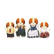 Sylvanian Families Chiffon kutyus család - Figurák