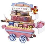 Sylvanian Families Édességárus kocsi - Játékszett