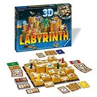 Ravensburger 262793 3D Labirintus - Társasjáték