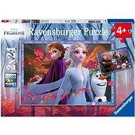 Ravensburger 050109 Disney Jégvarázs 2, 2x24 darab - Puzzle