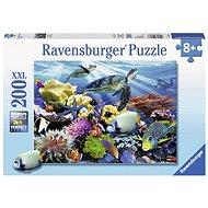 Ravensburger 126088 Tengeri teknősök 200 darab - Puzzle