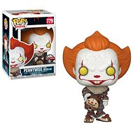 Funko POP Movies: IT Chapter 2 - Pennywise w/ Beaver Hat (Chase) - Figura