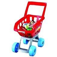 Bevásárlókcsi kiegészítőkkel - Játékszett
