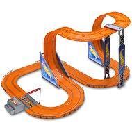 Autópálya Hot Wheels Zero Gravity 660 cm adapterrel - Autodráha