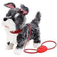 Addo Sétáló kiskutya - terrier - Plüssjáték