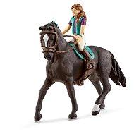 Schleich Horse Club Lisa & Storm - Játékszett