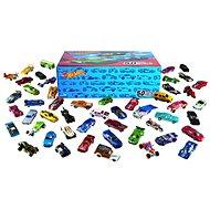 Hot Wheels Fém játékautók 50 db - Játékautó készlet