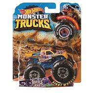 Hot Wheels Monster trucks kaszkadőrmutatványok - Játékautó