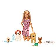 Barbie Kutyanapközi - Baba