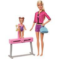 Barbie Sportos szett Rózsaszín ruházat - Baba