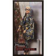 Barbie Stílusikon Iris Apfeltől Csillogó ruha - Baba