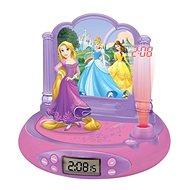 Lexibook Hercegnők Projektoros óra hangokkal - Ébresztőóra