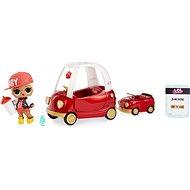 L.O.L. Bútor babával - Cozy Coupe & M.C. Swag - Kiegészítők babákhoz