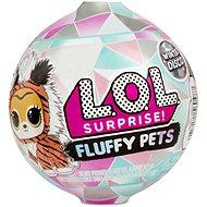 L.O.L. Surprise Fluffy Pets - Bolyhos - Figurák