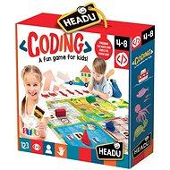 Kódolás társasjáték - Társasjáték