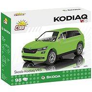 Cobi Škoda Kodiaq VRS 1:35 - Építőjáték