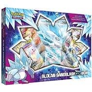 Pokémon TCG: Alolan Sandslash-GX Box - Kártyajáték