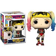Funko POP Heroes: Birds of Prey - Harley Quinn (Roller Derby) - Figura