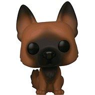 Funko POP TV: The Walking Dead S10 - Dog - Figura