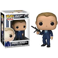 Funko POP Movies: James Bond S2 - Daniel Craig (Quantum of Solace) - Figura
