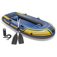 Csónak 3 fő részére + evezők és pumpa - Felfújható gumicsónak