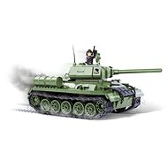 Cobi World of Tanks T-34/85 - Építőjáték