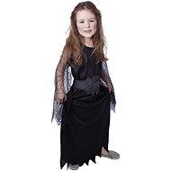 Rappa Boszorkány fekete, M méret - Gyerek jelmez