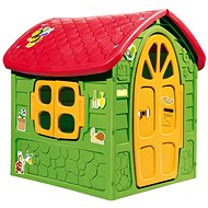 Gyermek játszóház Little House kertbe - Játszóház