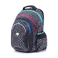 94c54f9ed2dc Karton P+P Oxy Fashion Dots hátizsák - Hátizsák gyerekeknek