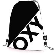 Karton P+P Oxy Black & White Sporttáska - Tornazsák