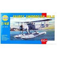 Smer Model Kit 0818 Repülőgép - Fairey Swordfish Mk.II - Műanyag modell