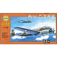 Drection Model Kit 0936 repülőgép – Aero C-3 A/B - Műanyag modell