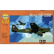Irányított modellkészlet 0938 Repülőgép - Aero MB-200 - Műanyag modell