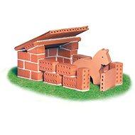 Teifoc - Ház Lovak - Építőjáték