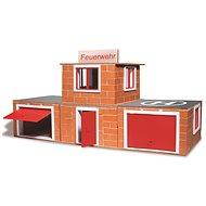 Teifoc - Tűzoltóság - Építőjáték