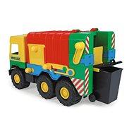 Wader Middle Truck kukásautó - Játékautó