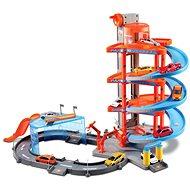 Bburago Mega Dealer Showroom - Játék szett