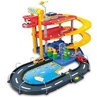 Bburago Parking Playset - Játék szett