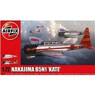 """Műanyag Repülőgép modell kitt Airfix  A04060 - Nakajima B5N1 """"Kate"""" - Műanyag modell"""