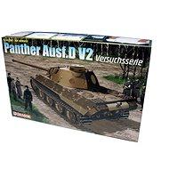 Dragon Model Kit D6830 tank - Panther Ausf.D V2 Versuchsserie (Smart Kit) - Műanyag modell