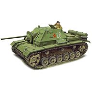 Dragon Model Kit D6838 tank - Su-76i - (Smart Kit) - Műanyag modell