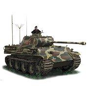 Műanyag modell - Dragon tank D6847 - Panther - Műanyag modell