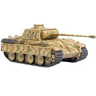 Dragon Model Kit D7505 tank - Sd.Kfz.171 Panther A Late Production - Műanyag modell