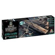 Italeri World of Warships 46503 – U.S.S. Essex - Hajó makett